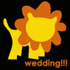 lizabethanqueen: (Wedding!)