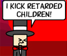 mouseferatu: (kick)
