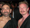 excessor: (Paul & Curtis in chlamyses 10-2006)