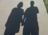 dancingyel: (Shadow couple :))
