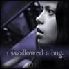 thetofupirate: (River: swallowed a bug)