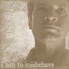 thetofupirate: (I aim to misbehave)