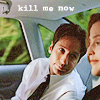 fickery: (kill me scully)