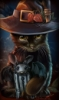 catmadigan: The Nomadic Cat (Witches Hat, Cat, Nomadic) (Default)