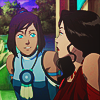aroceu: (△ lok | korrasami | let's run away)