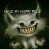frostedoverrose: (I Had My Happy Pills)