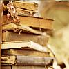 rabidmunkee: (old books)