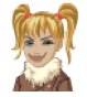 grendelis: minime - smile and wink pigtail icon (Default)
