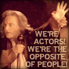 clauclauclaudia: (R&G - actors - the opposite of people)