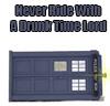 clauclauclaudia: (TARDIS - drunk)