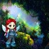 lunargypsie: (Forest faerie)