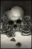 lunargypsie: (Skull and roses)