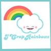 laymon: (I crap rainbows)