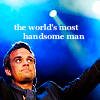 ariedana: (Robbie Handsome)