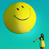 rozarka: (smiley balloon)