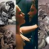 nestar: (X-Men Wolverine/Rogue)