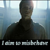 "ocvictor: (""I Aim To Misbehave"")"