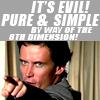 ocvictor: (Pure Evil!)