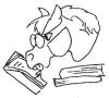 khriskin: (Book Pony)