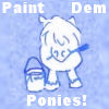 khriskin: (Paint Dem Ponies!)
