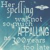 mele_te: (Spelling)