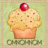 amusedinred: (cupcake)