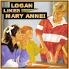 musical_junkie: (Logan Likes Mary Anne!)