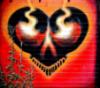 ladylizbet: (Heart skull)