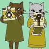 fakingsleep: (camcats)