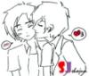 dekkawai: (Sho Kiss Jun)