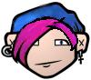 lnr: (blue pink avatar)