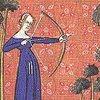 abendgules: (archery)