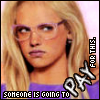 impy: Sweet Valley Twins Jessica looking pissed in new glasses with the text 'someone is going to PAY for this.' (pay for this)