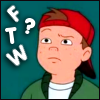 impy: TJ from Recess wondering WTF? (TJ wtf)