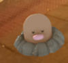 canudiglett: (closed eyes diglett)