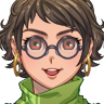 chocoboscribe: An RPG Maker Face of me (Snarky Face)