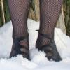 paulypeeps: (Heels, Snow)
