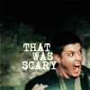 snprazzle: (Dean - THAT WAS SCURRY!)