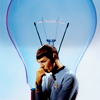 snprazzle: (Spock - Light Bulb of Thought)