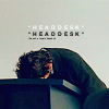 midgetgemz: (head meet desk)