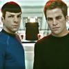 datahawk: (Spock-Kirk)