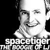 spacetiger: (I AM BOOGIE)