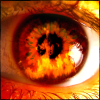 dance_of_flame_import: (Flaming eye)