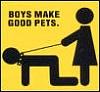 razzleccentric: (Good Pets)