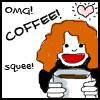 razzleccentric: (Coffee Squee)