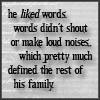 razzleccentric: (Words)