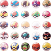 bugbyte: (all the pokeballs)