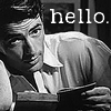 nenya_kanadka: Gregory Peck staring soulfully into the camera (Gregory Peck hello)