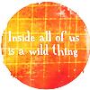 namasteowl: (wild things)