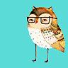 namasteowl: (smart owl)